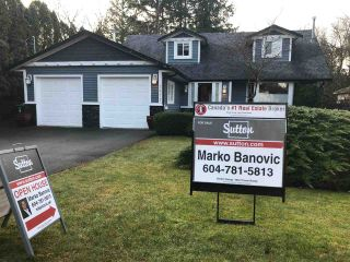 Main Photo: 3977 205A Street in Langley: Brookswood Langley House for sale : MLS® # R2227299