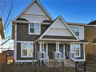 Main Photo: 495 AUBURN BAY Avenue SE in Calgary: Auburn Bay House for sale : MLS® # C4148969