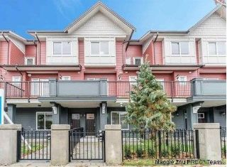 "Main Photo: 11 8560 JONES Road in Richmond: Brighouse South Townhouse for sale in ""Purple garden"" : MLS® # R2228822"