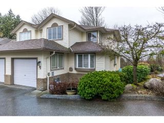 "Main Photo: 4 3222 IMMEL Street in Abbotsford: Abbotsford East Townhouse for sale in ""Willow Ridge"" : MLS® # R2235403"