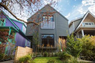 Main Photo: 1018 E 14TH Avenue in Vancouver: Mount Pleasant VE House 1/2 Duplex for sale (Vancouver East)  : MLS® # R2246905