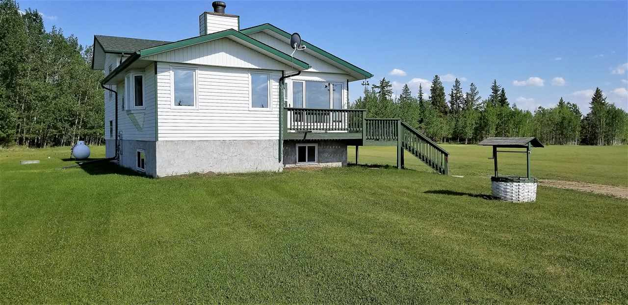 Main Photo: 8 & 9 50525 RGE RD 21 Road: Rural Parkland County House for sale : MLS®# E4104919