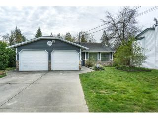 Main Photo: 31852 SILVERDALE Avenue in Mission: Mission BC House for sale : MLS®# R2260149