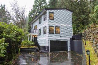 Main Photo: 5530 GREENLEAF Road in West Vancouver: Eagle Harbour House for sale : MLS®# R2261272