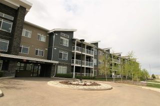 Main Photo: 305 279 Wye Road: Sherwood Park Condo for sale : MLS®# E4119380