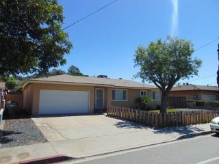 Main Photo: EL CAJON House for sale : 4 bedrooms : 943 S Anza Street