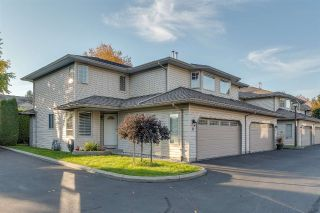 "Main Photo: 8 12268 189A Street in Pitt Meadows: Central Meadows Townhouse for sale in ""Meadow Lane Estates"" : MLS®# R2314883"