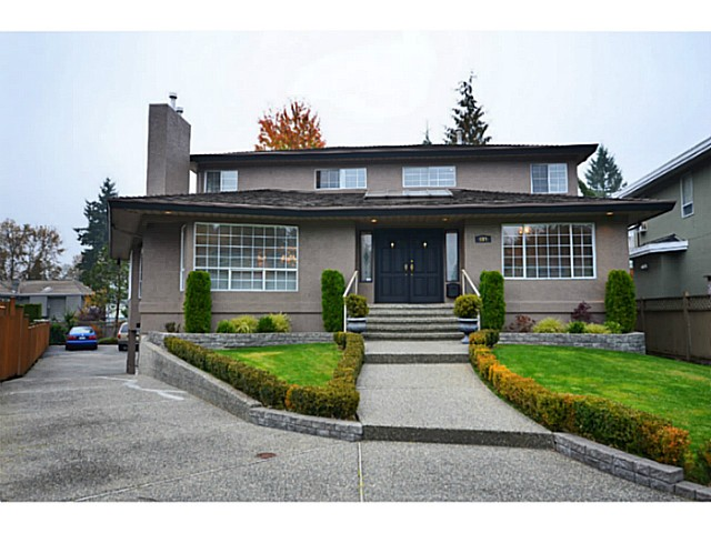 Main Photo: 685 KENENG Court in Coquitlam: Central Coquitlam House for sale : MLS® # V1033615