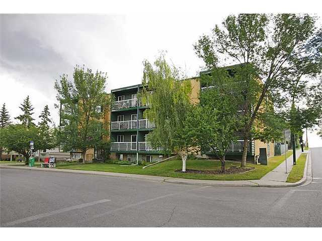 Main Photo: 302 2140 17A Street SW in CALGARY: Bankview Condo for sale (Calgary)  : MLS® # C3612009