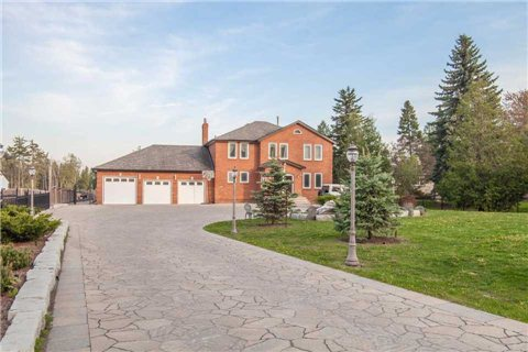 Main Photo: 13520 5 Side Road in Halton Hills: Rural Halton Hills House (2-Storey) for sale : MLS(r) # W3197623
