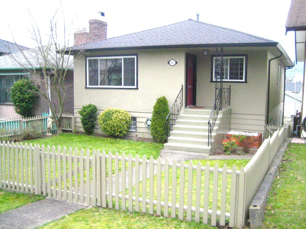Photo 1: 2517 19TH Ave E in Vancouver East: Renfrew Heights Home for sale ()  : MLS® # V881554