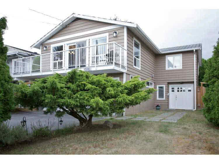 Main Photo: 15861 CLIFF Avenue: White Rock House for sale (South Surrey White Rock)  : MLS®# F1451572