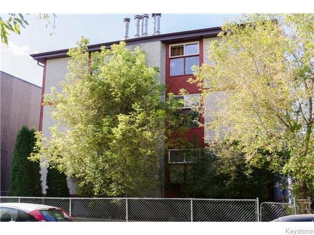 Main Photo: 134 Langside Street in WINNIPEG: West End / Wolseley Condominium for sale (West Winnipeg)  : MLS® # 1526036