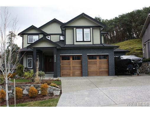 Main Photo: 2320 Nicklaus Drive in VICTORIA: La Bear Mountain Single Family Detached for sale (Langford)  : MLS®# 361911