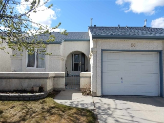 Main Photo: 26 9718 176 Street NW in Edmonton: Zone 20 House Half Duplex for sale : MLS(r) # E4016495