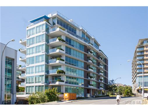 Main Photo: 306 399 Tyee Road in VICTORIA: VW Victoria West Condo Apartment for sale (Victoria West)  : MLS®# 364552