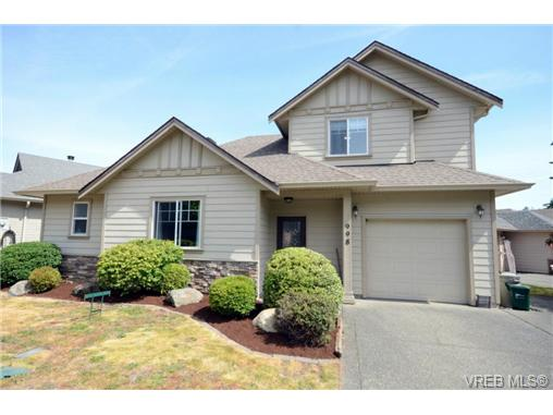 Main Photo: 998 Wild Pond Lane in VICTORIA: La Happy Valley Single Family Detached for sale (Langford)  : MLS® # 365813