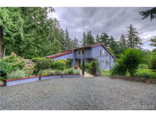Main Photo: 10915 Cedar Lane in NORTH SAANICH: NS Swartz Bay Single Family Detached for sale (North Saanich)  : MLS®# 367375