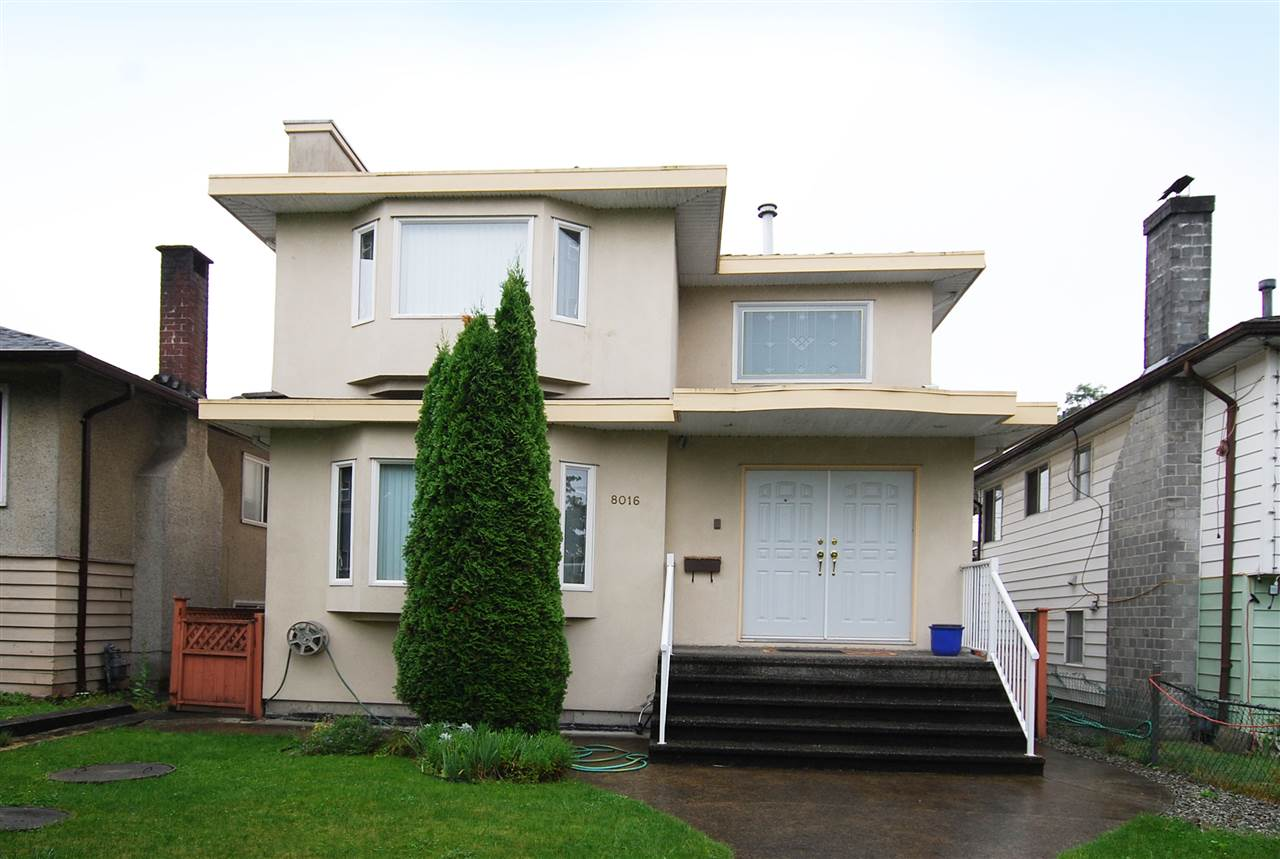Main Photo: 8016 17TH Avenue in Burnaby: East Burnaby House for sale (Burnaby East)  : MLS®# R2099284