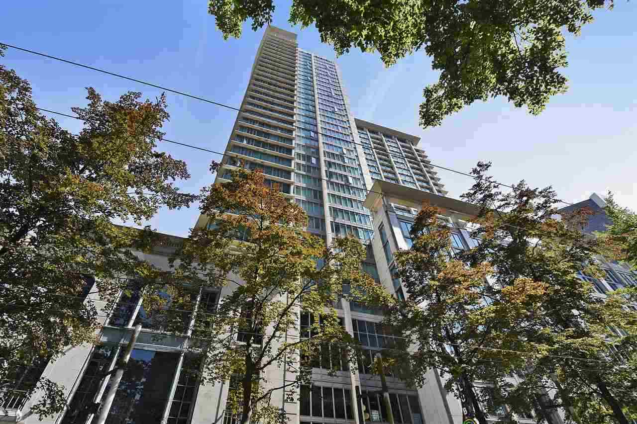 "Main Photo: 1015 610 GRANVILLE Street in Vancouver: Downtown VW Condo for sale in ""THE HUDSON"" (Vancouver West)  : MLS® # R2102666"