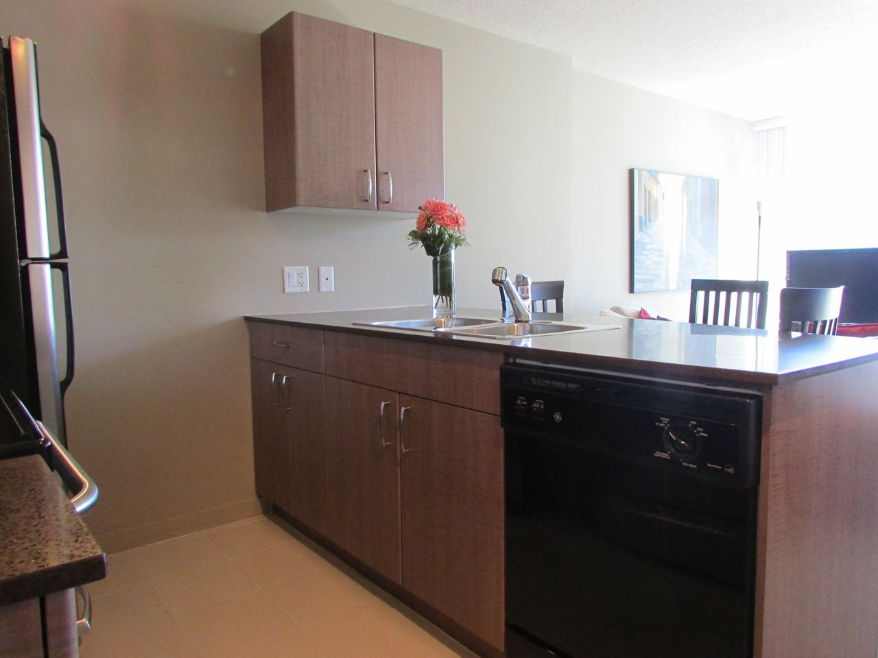 "Photo 5: 1015 610 GRANVILLE Street in Vancouver: Downtown VW Condo for sale in ""THE HUDSON"" (Vancouver West)  : MLS® # R2102666"