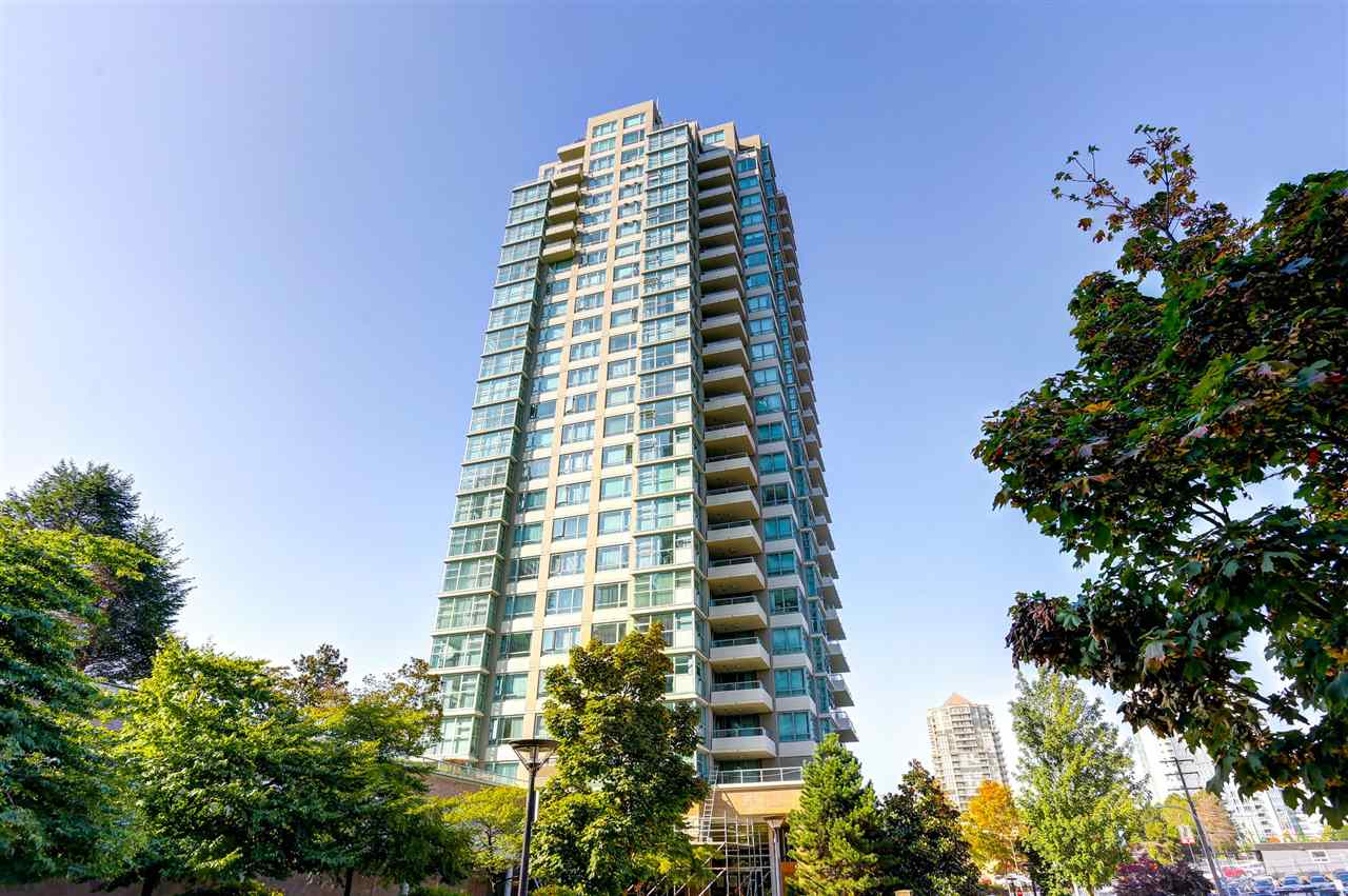 Main Photo: 1304 4388 BUCHANAN Street in Burnaby: Brentwood Park Condo for sale (Burnaby North)  : MLS® # R2111941