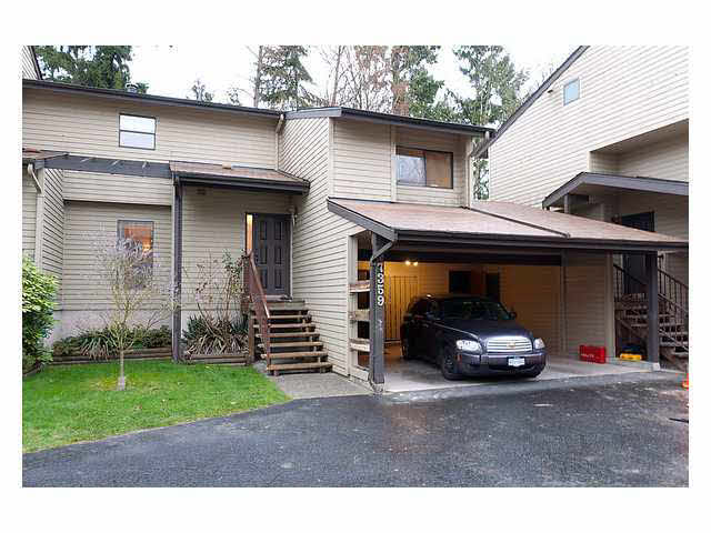 Main Photo: 7359 PINNACLE COURT in : Champlain Heights Townhouse for sale : MLS®# V940015