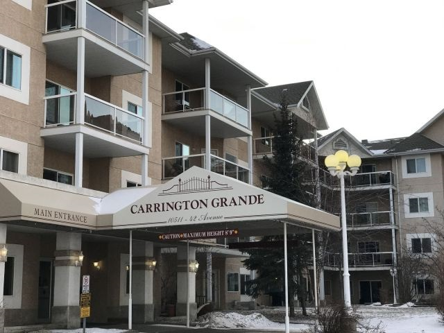 Main Photo: 124 10511 42 Avenue in Edmonton: Zone 16 Condo for sale : MLS(r) # E4054074