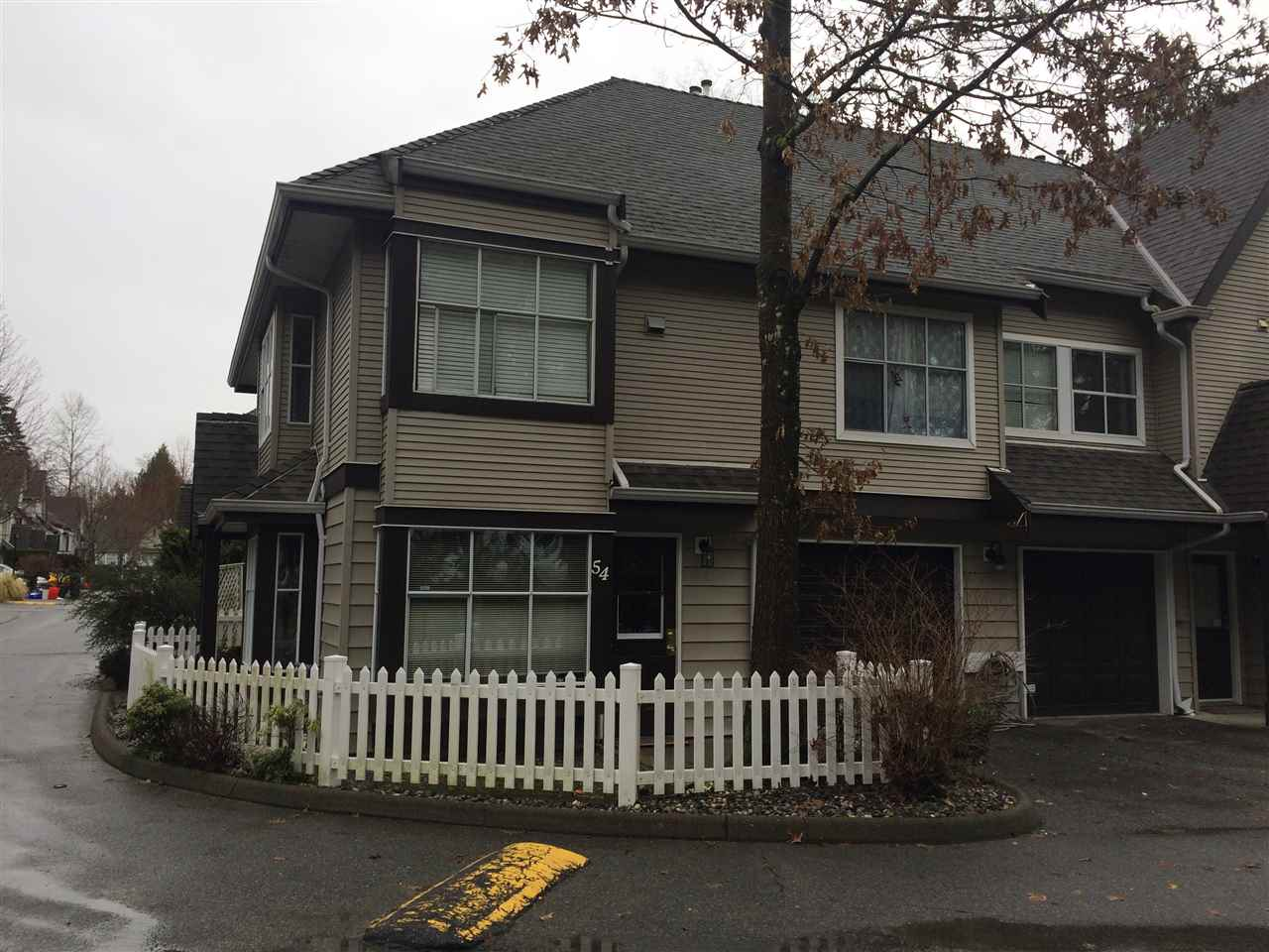 Main Photo: 54 12099 237 Street in Maple Ridge: East Central Townhouse for sale : MLS(r) # R2147089