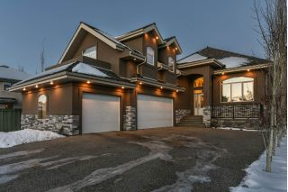 Main Photo: 1645 Hector Road in Edmonton: Zone 14 House for sale : MLS® # E4058931