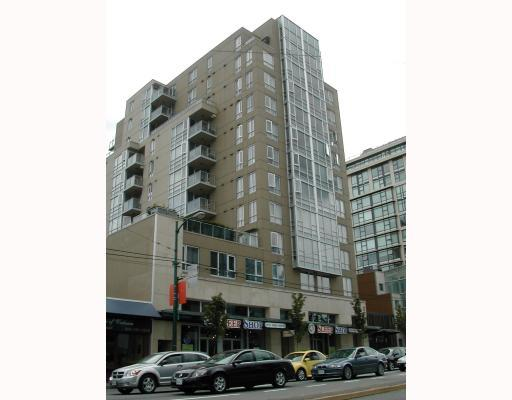 Main Photo: 903 1030 West BROADWAY in Vancouver: Home for sale : MLS® # V772844