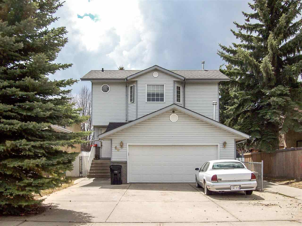 Main Photo: 60 westglen Crescent: Spruce Grove House for sale : MLS(r) # E4061707