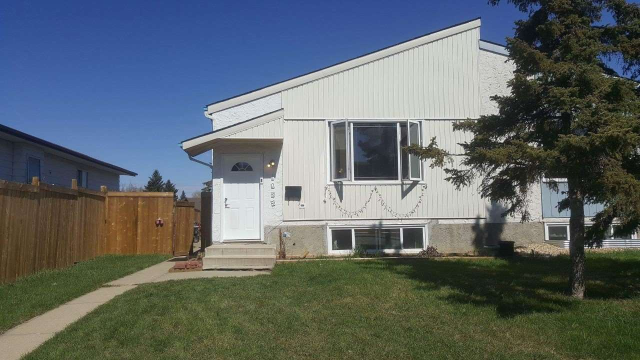 Main Photo: 1033 LAKEWOOD NORTH Road N in Edmonton: Zone 29 House Half Duplex for sale : MLS(r) # E4062643