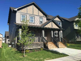 Main Photo:  in Edmonton: Zone 27 House Half Duplex for sale : MLS® # E4066187