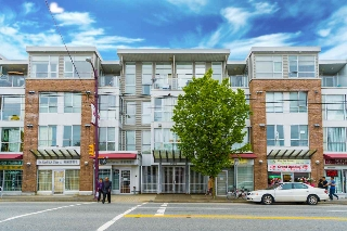 "Main Photo: 202 5555 VICTORIA Drive in Vancouver: Victoria VE Condo for sale in ""CHEZ VICTORIA"" (Vancouver East)  : MLS(r) # R2179555"