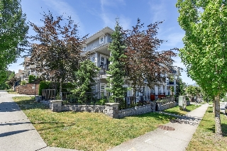 Main Photo: 604 4025 NORFOLK STREET in Burnaby: Central BN Townhouse for sale (Burnaby North)  : MLS® # R2184899
