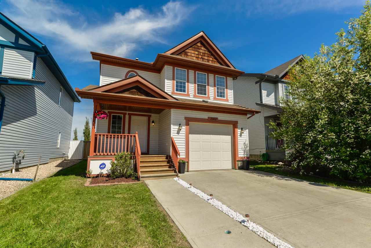 Main Photo: 3143 TRELLE Loop in Edmonton: Zone 14 House for sale : MLS® # E4074895