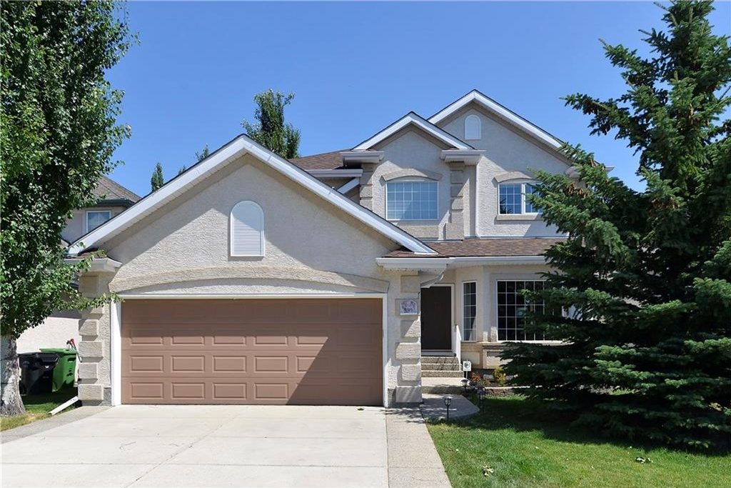 Main Photo: 269 TUSCANY RIDGE Park NW in Calgary: Tuscany House for sale : MLS® # C4129995
