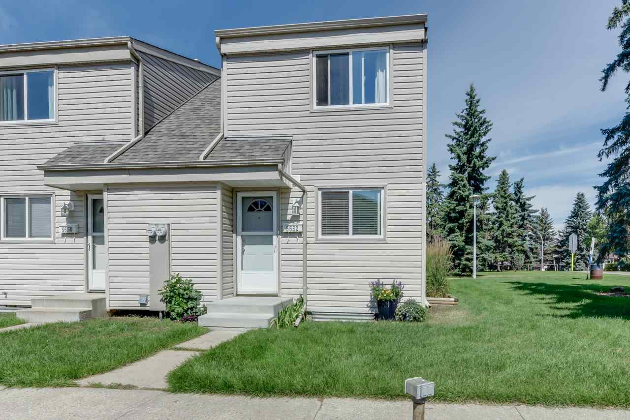 Main Photo: 5652 148 Street NW in Edmonton: Zone 14 Townhouse for sale : MLS® # E4076616