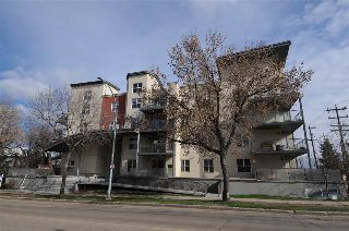 Main Photo: 111 10118 106 Avenue in Edmonton: Zone 08 Condo for sale : MLS® # E4086040