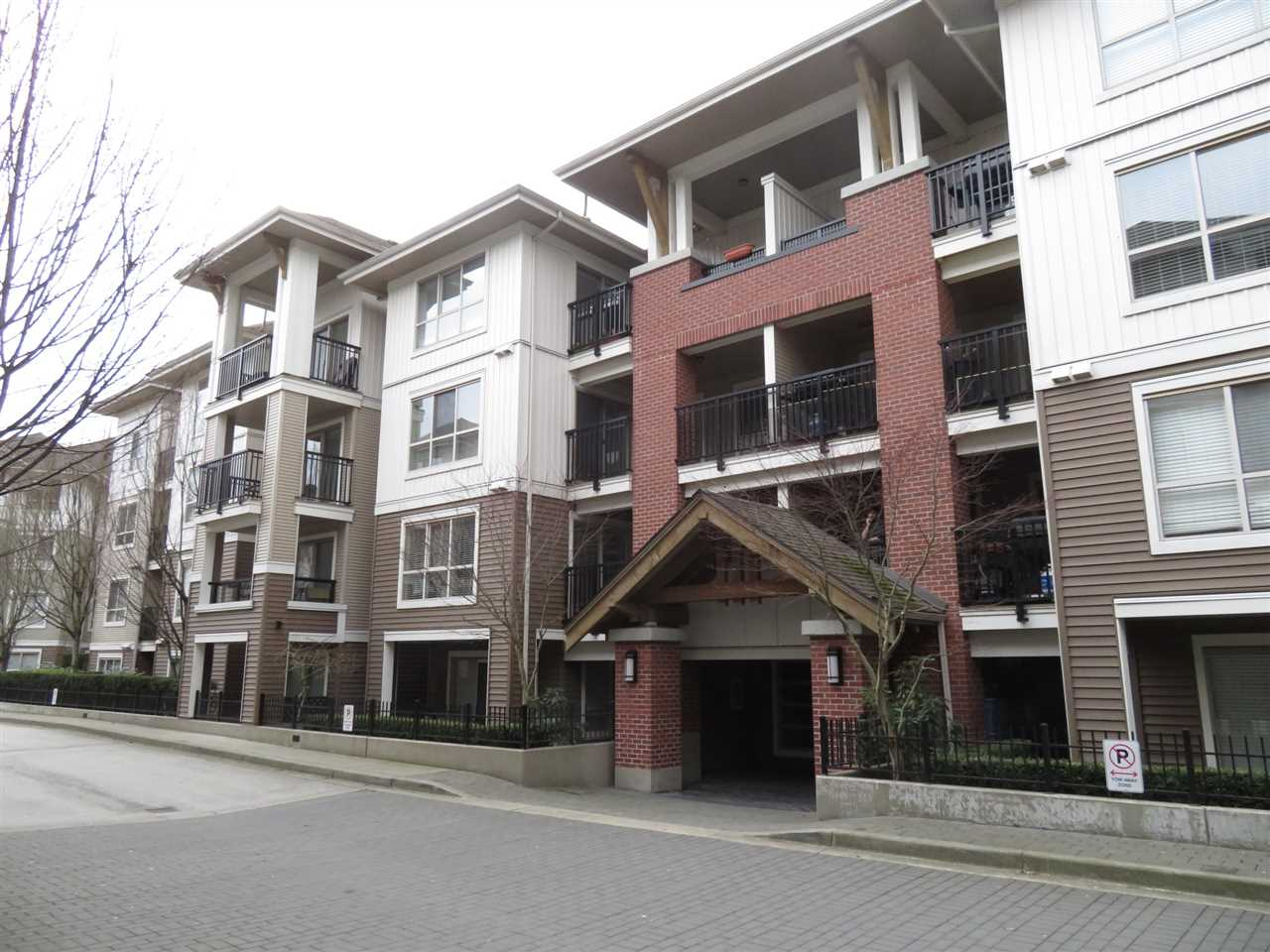 "Main Photo: C111 8929 202 Street in Langley: Walnut Grove Condo for sale in ""The Grove"" : MLS® # R2244269"