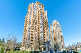 Main Photo: 1407 6833 STATION HILL Drive in Burnaby: South Slope Condo for sale (Burnaby South)  : MLS®# R2264637