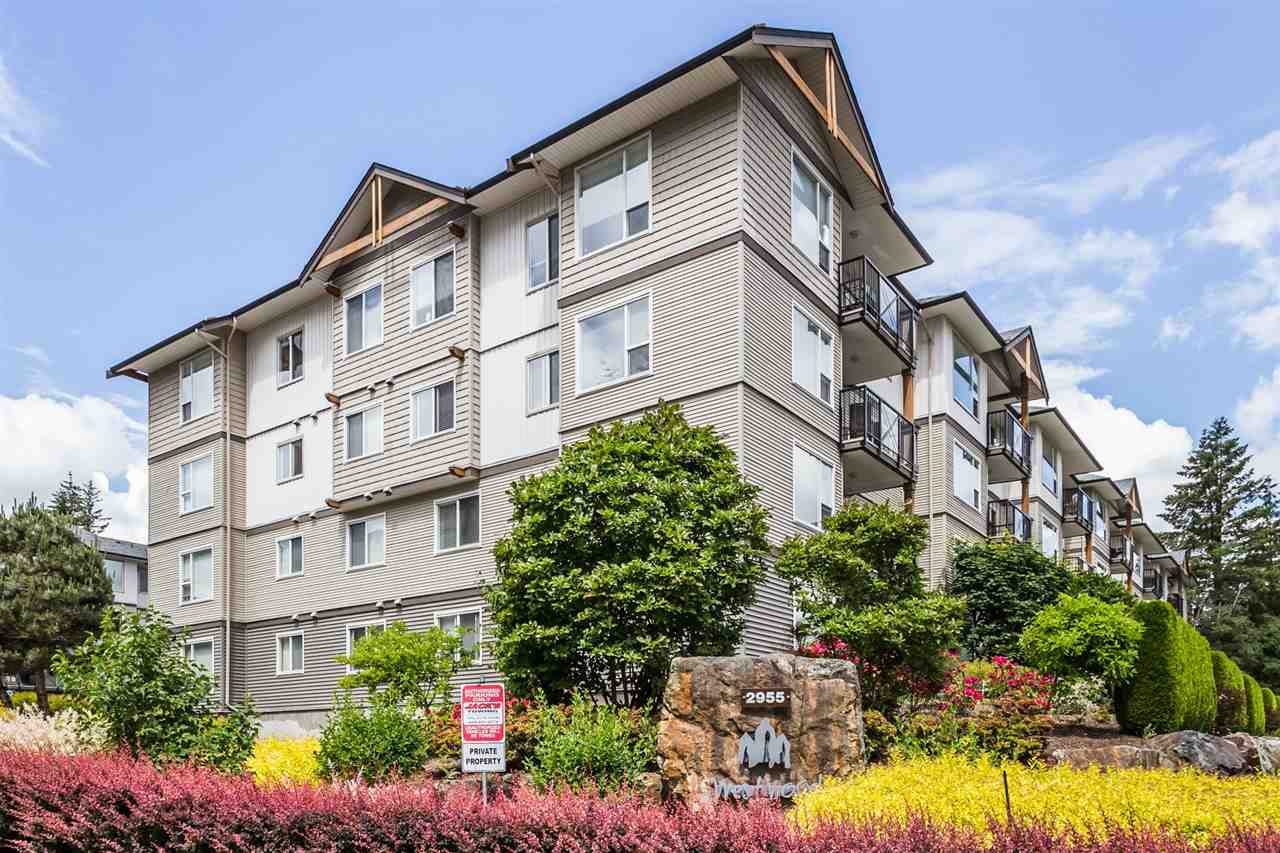 "Main Photo: 403 2955 DIAMOND Crescent in Abbotsford: Abbotsford West Condo for sale in ""Westwood"" : MLS®# R2274055"