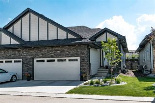 Main Photo: 19 Signature Cove: Sherwood Park House Half Duplex for sale : MLS®# E4117928