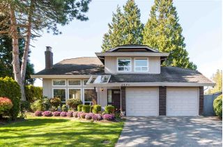 "Main Photo: 1771 AMBLE GREENE Drive in Surrey: Crescent Bch Ocean Pk. House for sale in ""AMBLE GREENE"" (South Surrey White Rock)  : MLS®# R2286841"