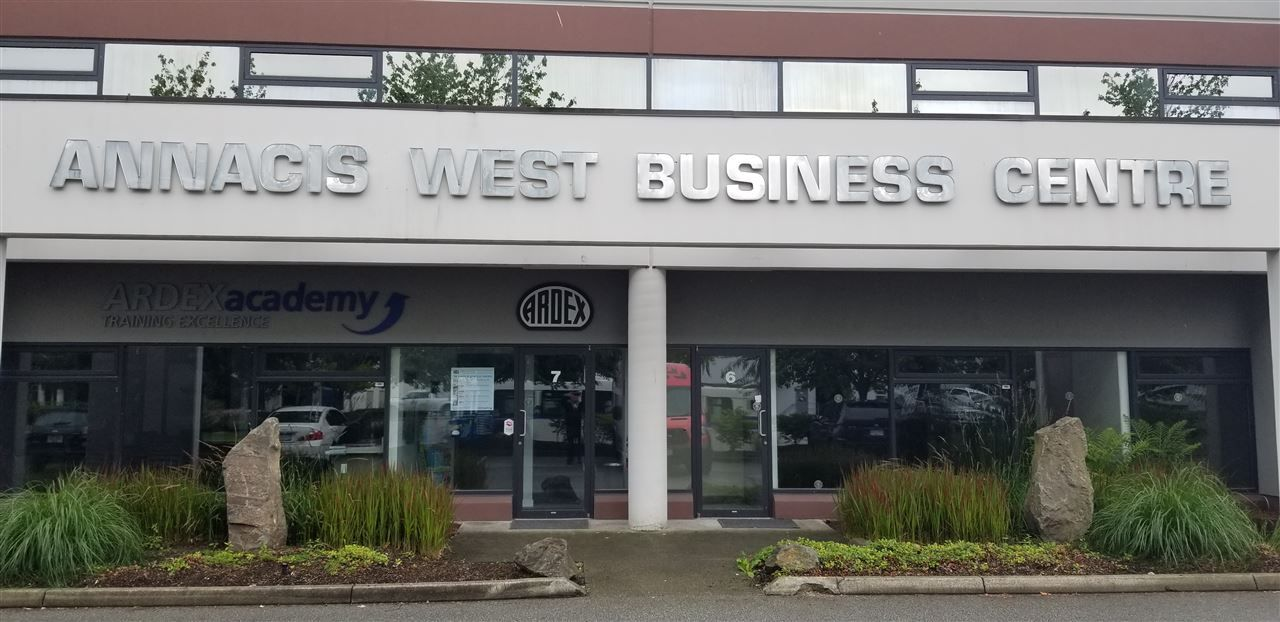 Main Photo: 8 1600 DERWENT Way in Delta: East Delta Office for lease (Ladner)  : MLS®# C8019966