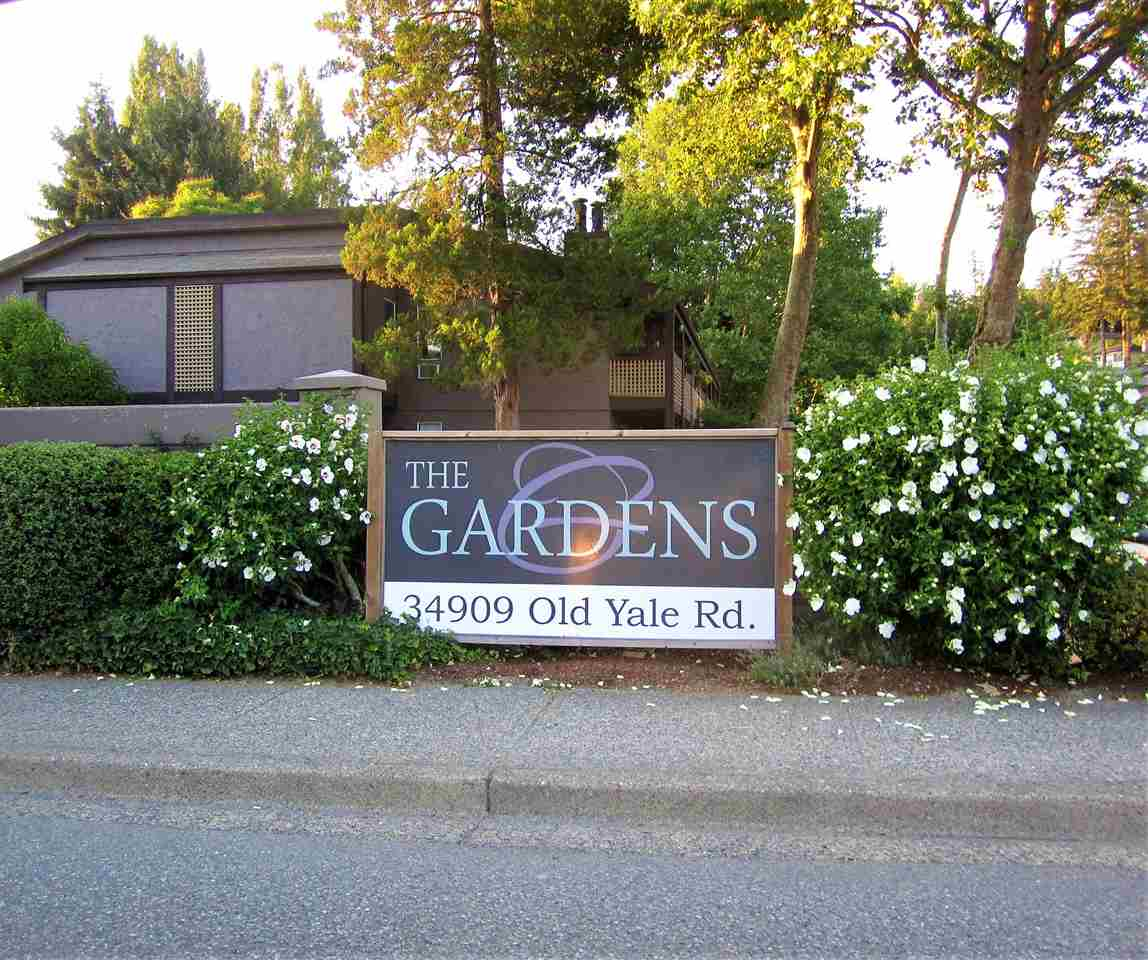 FEATURED LISTING: 423 - 34909 OLD YALE Road Abbotsford