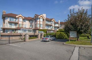 "Main Photo: 107 32669 GEORGE FERGUSON Way in Abbotsford: Abbotsford West Condo for sale in ""CANTERBURY GATE"" : MLS®# R2310286"