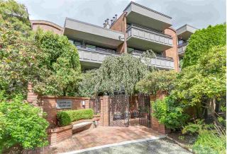 "Main Photo: 407 1405 W 15TH Avenue in Vancouver: Fairview VW Condo for sale in ""LANDMARK GRAND"" (Vancouver West)  : MLS®# R2313959"