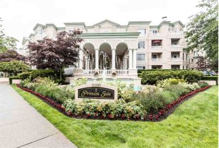 "Main Photo: 423 2995 PRINCESS Crescent in Coquitlam: Canyon Springs Condo for sale in ""PRINCESS GATE"" : MLS®# R2318278"